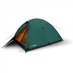 Палатка Trimm HUDSON, зеленый 3+1